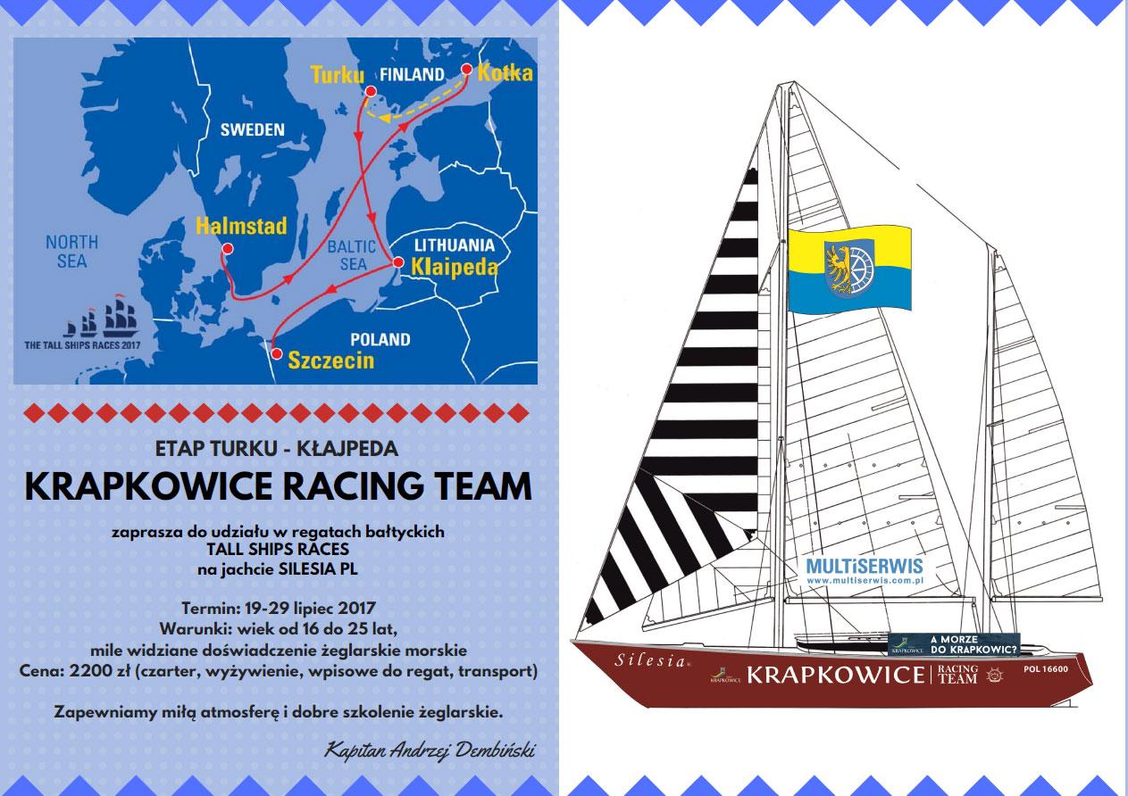 Tall Ships Races Krapkowice Racing Team