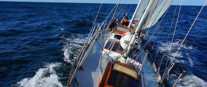 Wystartowały regaty żaglowców The Tall Ships Races 2017