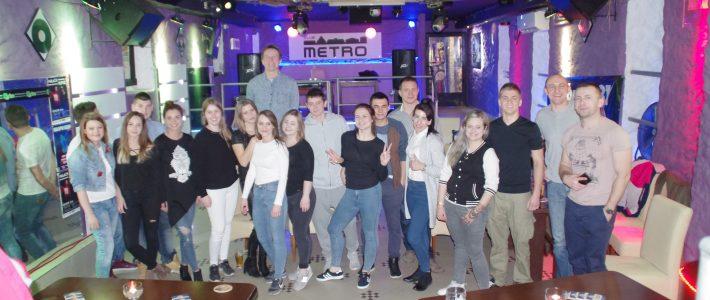 Szanty w opolskim klubie Metro