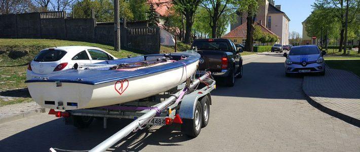 Rozpoczęcie sezonu żeglarskiego 2018