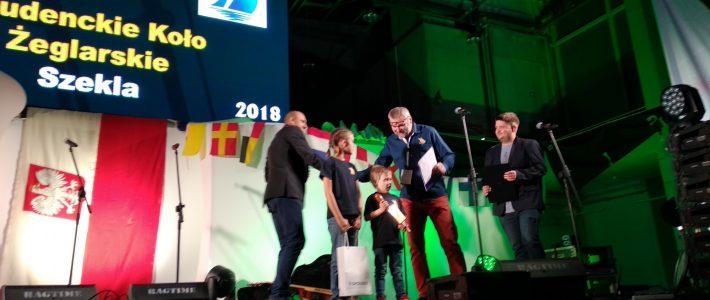 SKŻ Szekla na II Opolskim Plebiscycie Żeglarskim Dar Opola