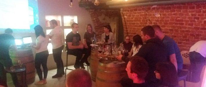 Spotkanie integracyjne w winiarni Pobiernia Matecznik