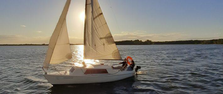 Rozpoczęcie studenckiego sezonu żeglarskiego
